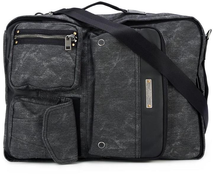 DieselDiesel multi compartment backpack