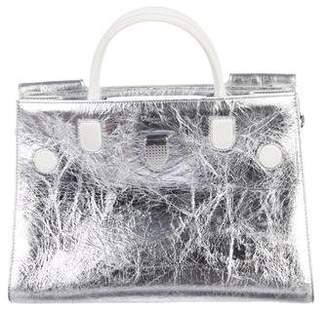 Christian Dior 2016 Metallic Diorever Bag