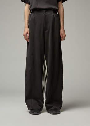 Y-3 Y 3 3 Stripe Wide Track Pants