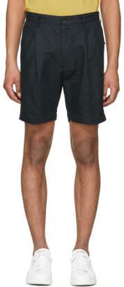 Saturdays NYC Black Gurkha Shorts