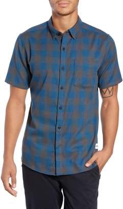 Hurley Bison Check Twill Woven Shirt