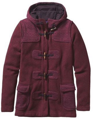 Patagonia Women's Better Sweater® Icelandic Coat $179 thestylecure.com