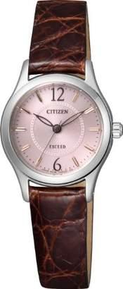 [シチズン]CITIZEN 腕時計 EXCEED エクシード Eco-Drive エコ・ドライブ EX2060-07W レディース