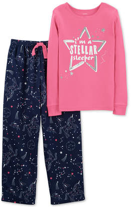 fc7193b3f Carter s Pink Pyjamas For Girls - ShopStyle Canada
