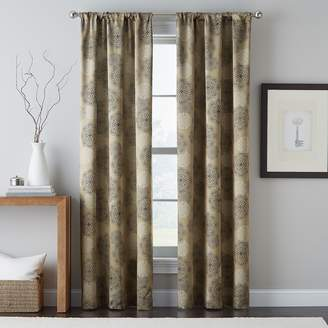 CHF 1-Panel Powersave Primavera Energy Window Curtain