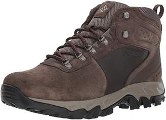 Columbia Men's Newton Ridge Pl II Suede Waterproof Wide Hiking Shoe