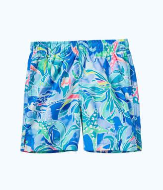 Lilly Pulitzer Boys Junior Capri Swim Trunk