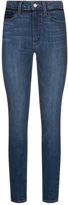 Paige Hoxton High-Rise Jeans