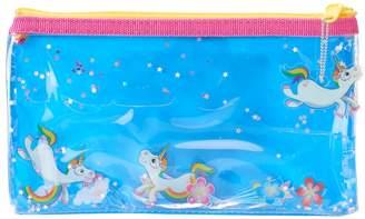 Unicorn Liquid Pencil Case