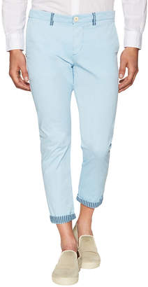 Ron Tomson European Roll Up Ankle Casual Pant