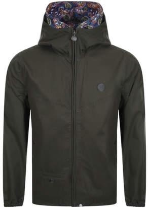 Pretty Green Beckford Jacket Khaki