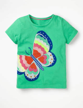 Boden Wild Appliqué T-shirt