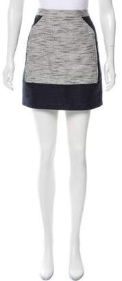 3.1 Phillip Lim Tweed Mini Skirt
