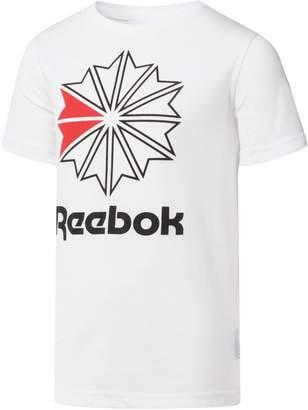 Reebok (リーボック) - ラージ スタークレスト Tシャツ