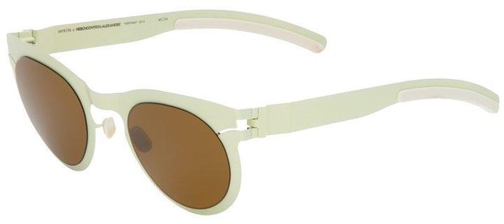 Mykita 'Aritana Cream' sunglasses