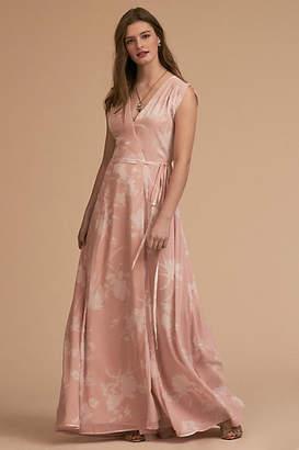 Anthropologie Sashay Wedding Guest Dress