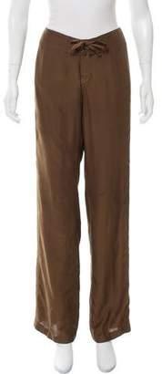 Gucci Mid-Rise Pants