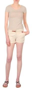 Franklin & Marshall Franklin Marshall Franklin Marshall MACQUARIE women's Shorts in Beige