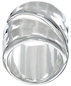 Robert Lee Morris RLM Jewelry by RLM White Bronze Coil Ring