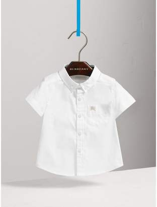 Burberry Cotton Oxford Shirt