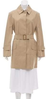 MACKINTOSH Poplin Trench Coat