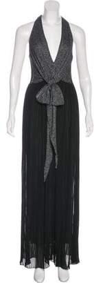 Vena Cava Sleeveless Maxi Dress