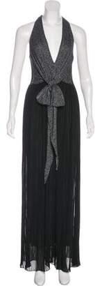 Vena Cava Sleeveless Maxi Dress