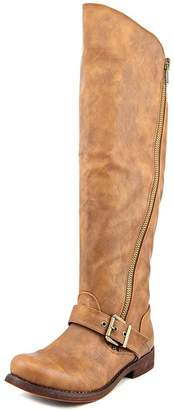 Carlos by Carlos Santana Carlos by Carlos San Gramercy Women US 5 Brown Knee High Boot