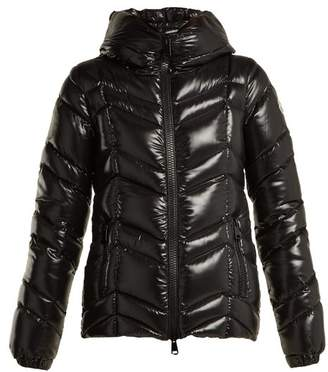 Moncler Fuligule Quilted Nylon Jacket - Womens - Black