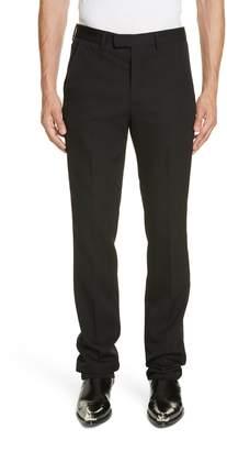 Calvin Klein Wool Tuxedo Pants