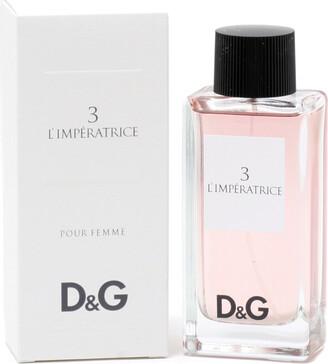 Dolce & Gabbana Women's 3.3Oz L'imperatrice Eau De Toilette Spray