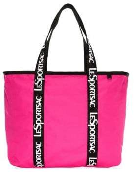 Le Sport Sac Candace North-South Tote