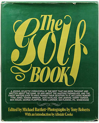 One Kings Lane Vintage The Golf Book - First Edition - Batten Road