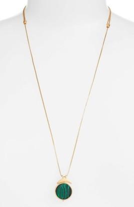 Women's Madewell Pivot Pendant Necklace $48 thestylecure.com