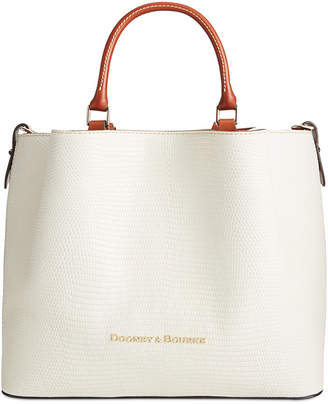 Dooney & Bourke Large Barlow Tote, Created for Macy's $388 thestylecure.com