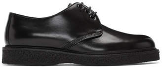 Saint Laurent Black Hugo Creeper Derbys
