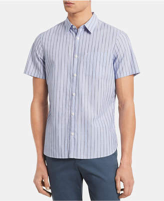 Calvin Klein Men Big & Tall French Placket Shirt