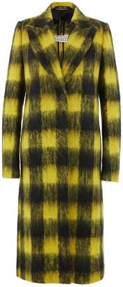 Maison Margiela Mohair and wool coat