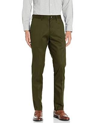 Buttoned Down Amazon Brand Men's Slim Fit Non-Iron Dress Chino Pant