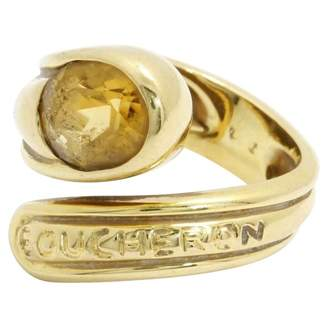 Boucheron Yellow Gold Ring