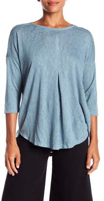 Bobeau Dolman Sleeve Burnout Top