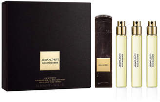 Giorgio Armani Beauty Armani Prive Rouge Malachite Travel Spray Coffret Set