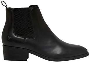 Windsor Smith Ravee Black Leather