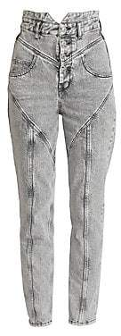 Isabel Marant Women's Rei Denim Pants