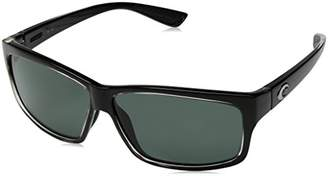 Costa del Mar Cut Polarized Rectangular Sunglasses