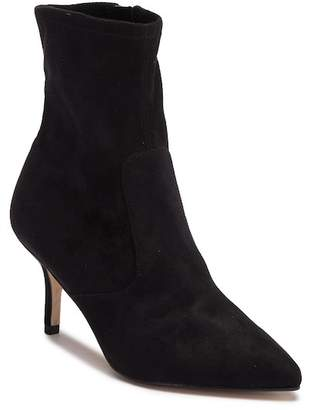 Marc Fisher Adia Faux Suede Stiletto Ankle Boot