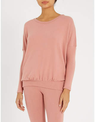 Eberjey Cosy Time knitted top