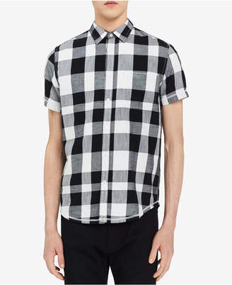 Calvin Klein Jeans Men's Big Check Shirt