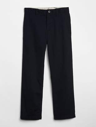 Gap Relaxed Khakis in Stretch