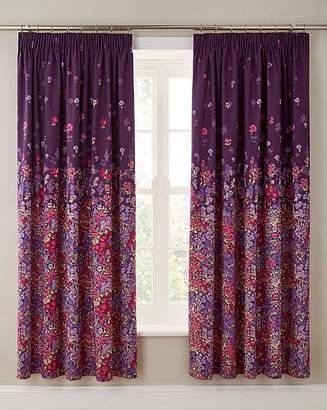 Fashion World Tilly Lined Curtains